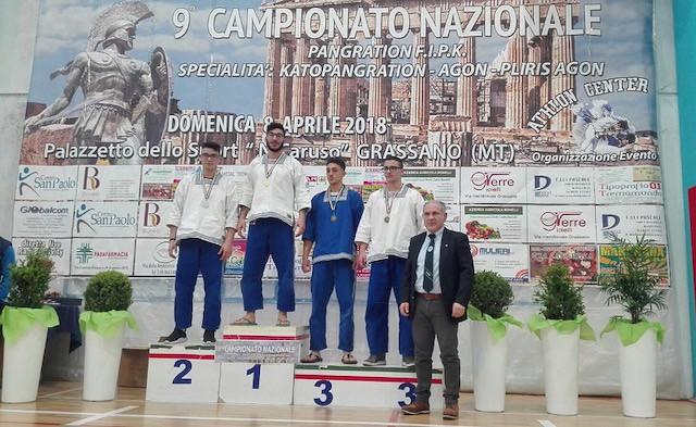 Trofeo per Kodokan Matera (4)
