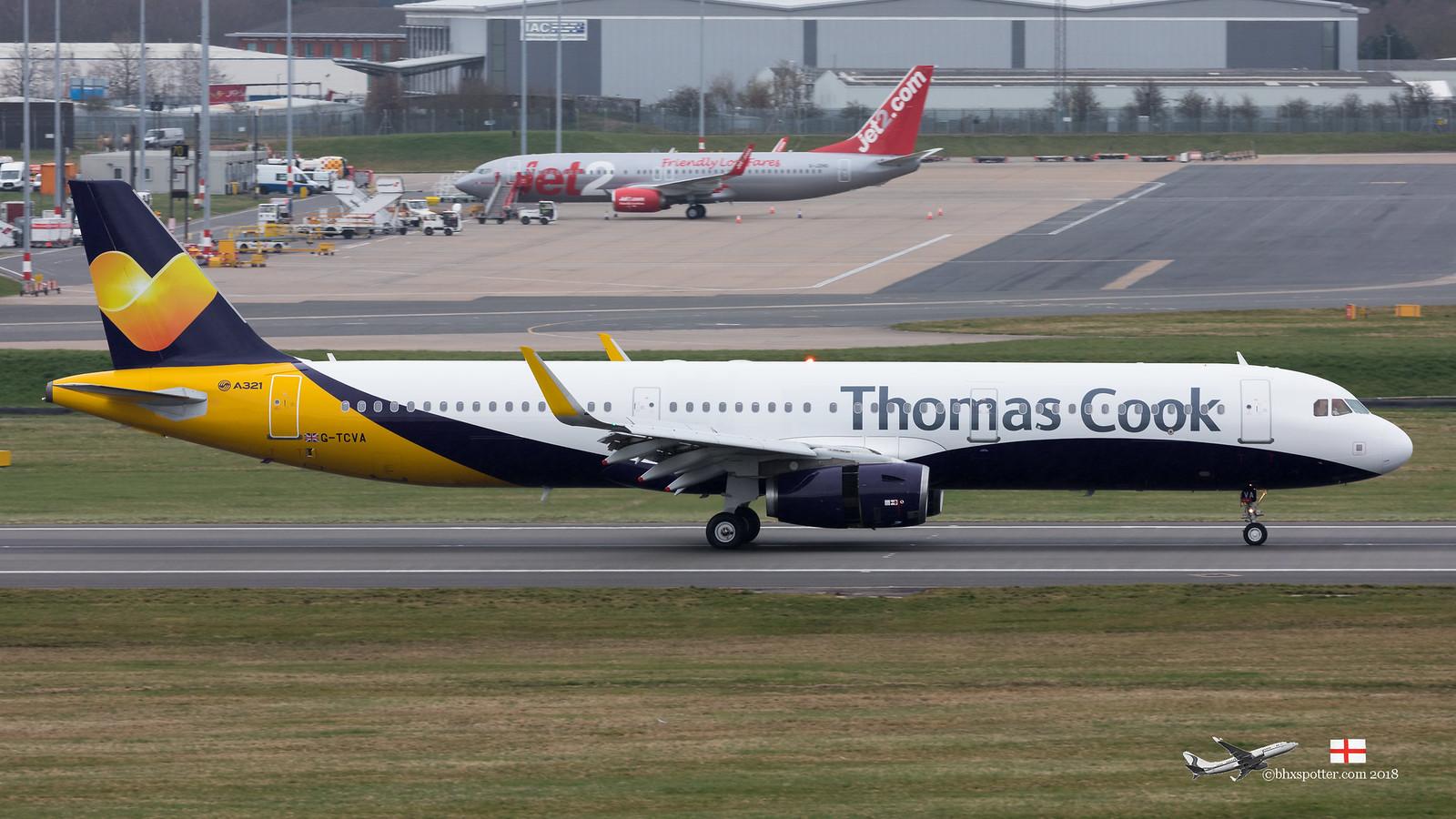 G-TCVA A321 TCX