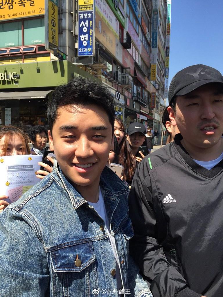 BIGBANG via xB_Bang - 2018-04-11  (details see below)