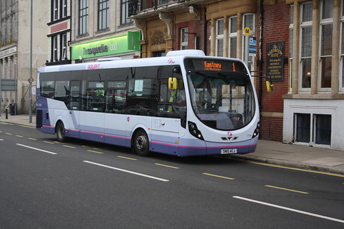 First Hampshire & Dorset 47666 SN15ACJ