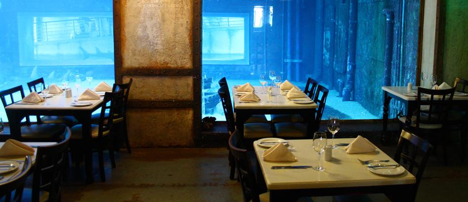 uit eten in Durban, Zuid-Afrika: Cargo Hold Restaurant Durban | Mooistestedentrips.nl