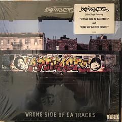 ARTIFACTS:WRONG SIDE OF DA TRACKS(JACKET A)