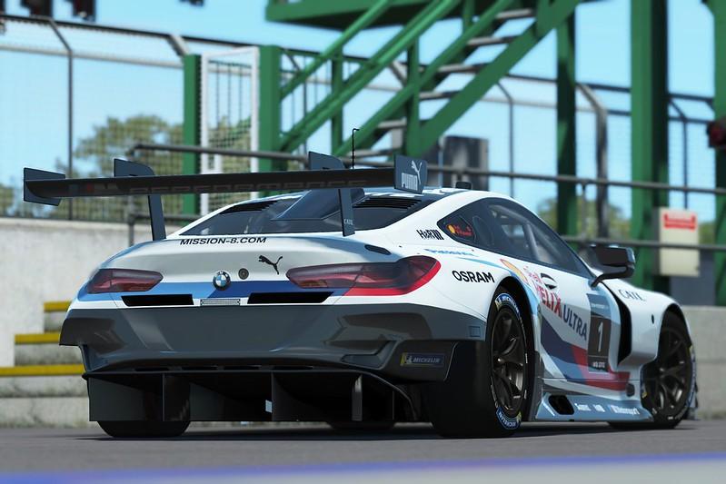 rF2 BMW M8 GTE 2