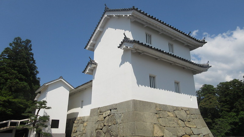 Hikone Castle Japanese National Treasure