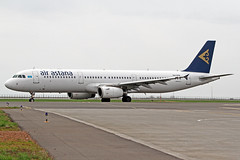 Air Astana Airbus A321-231 P4-KDB TSE 25-05-18