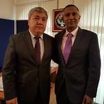 Minister Counsellor Mr Turdakun Sydykov (Kyrgyzstan)