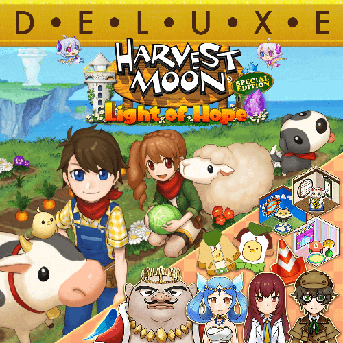 Harvest Moon: Light of Hope Special Edition Deluxe