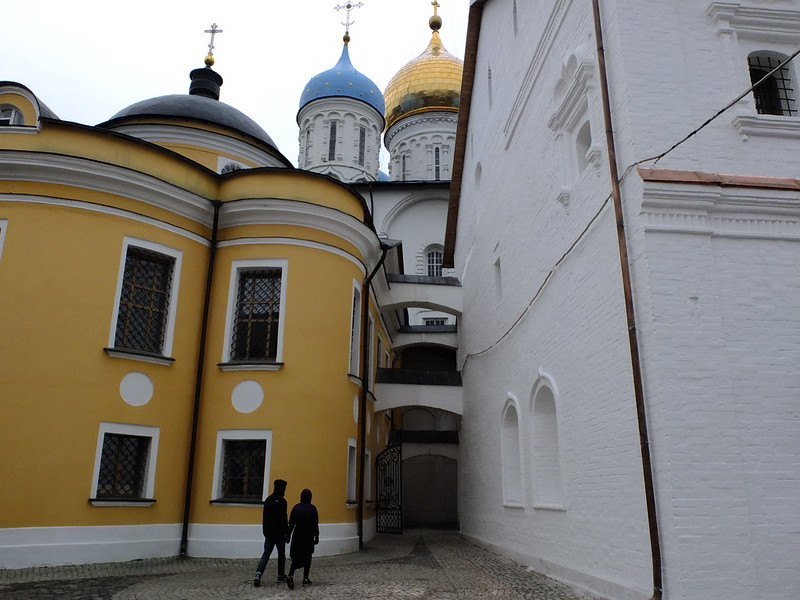 Orthodox and ethnic Moscow, day 3 place, steep, Old Believers, center, Rogozhskaya, visited, only, territory, monastery, refectory, Moscow, layman, location, absolute, orthodox, architecture, Krutitskoe, cozy, Samaya, Novospassky