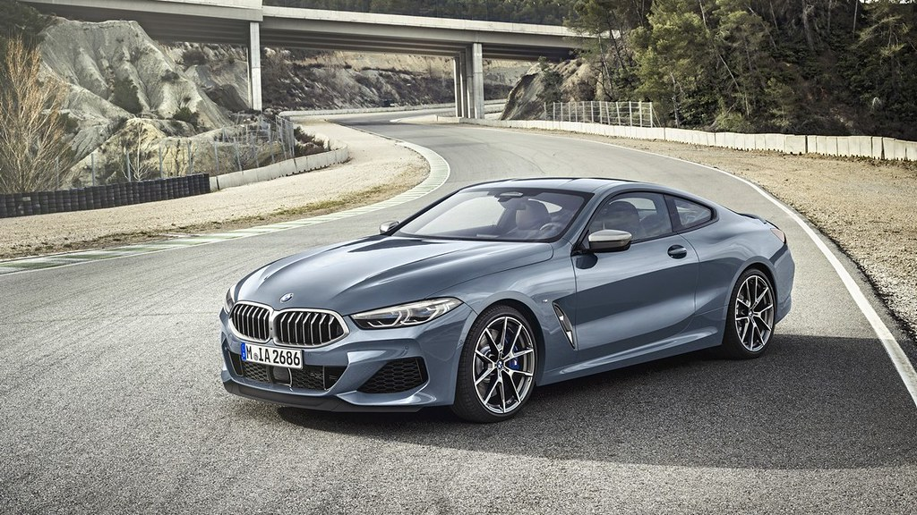 BMW 8 Coupe 1