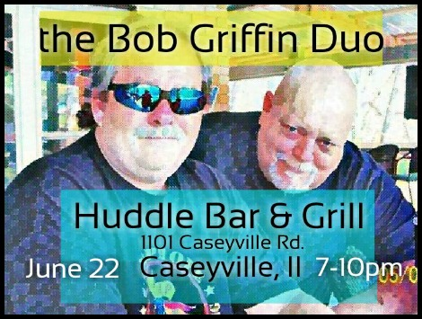 Bob Griffin Duo 6-22-18
