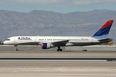 N636DL Las Vegas McCarran February 29th 2004