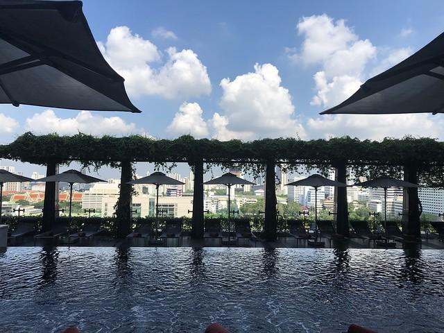 Piscine - St Regis Bangkok