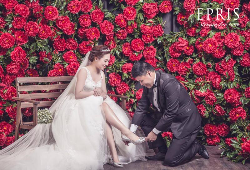 婚禮高跟鞋