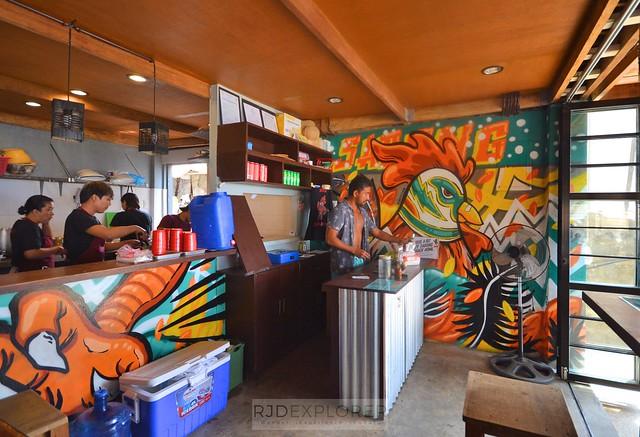 where to eat in san juan sabong chicken