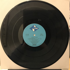 PRECIOUS WILSON:I'LL BE YOUR FRIEND(RECORD SIDE-B)