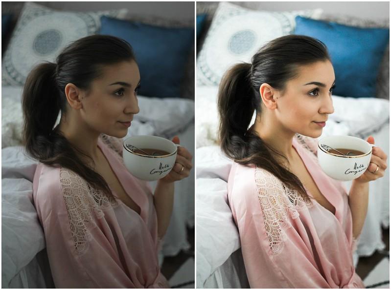 ennen ja jälkeen miten muokkaan kuvani lightroom