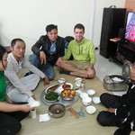 Cong Family - Lunch before I leave