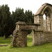 K9 and Company locations | Church of St Mary (ruins) | Woodchester-6
