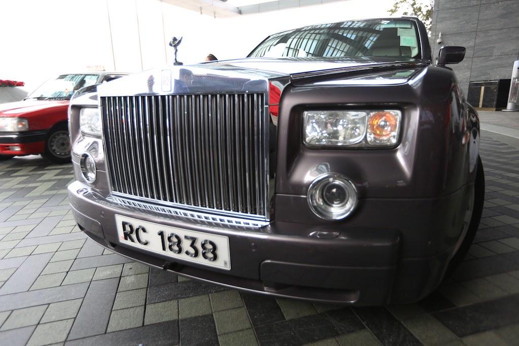 Rolls Royce Ritz-Carlton Hong Kong 7