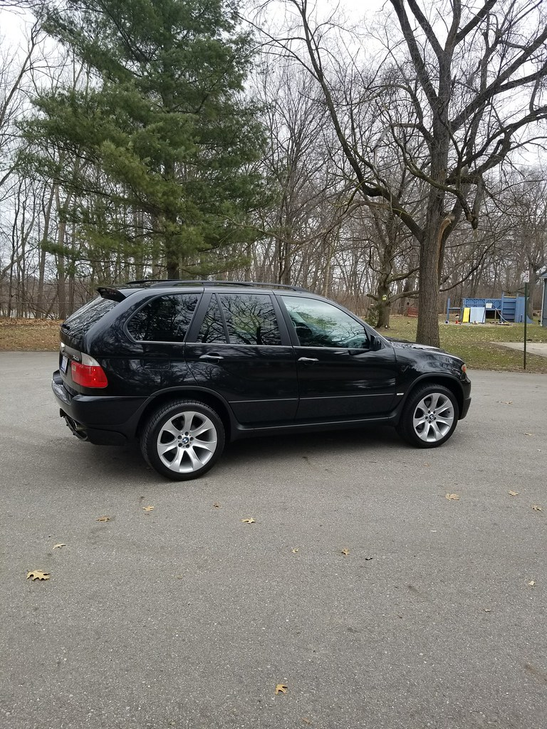 2006 Bmw X5 6 Speed Manual 4 8is Kit Wheels Exhaust