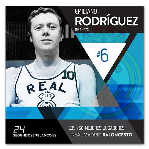 #6 EMILIANO RODRÍGUEZ