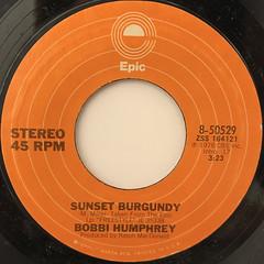 BOBBI HUMPHREY:HOME-MADE JAM(LABEL SIDE-B)
