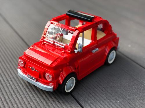 FIAT Open Top