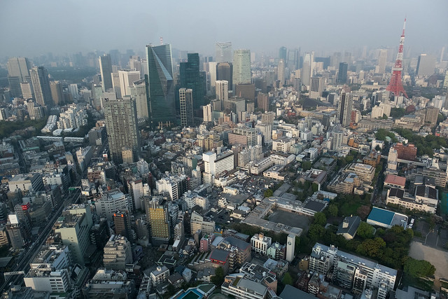 Tokyo From Above-1