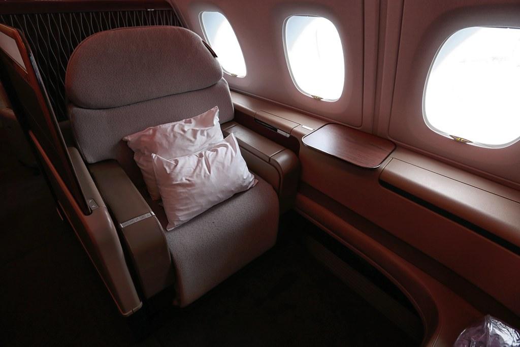 Qatar A380 First Class 15