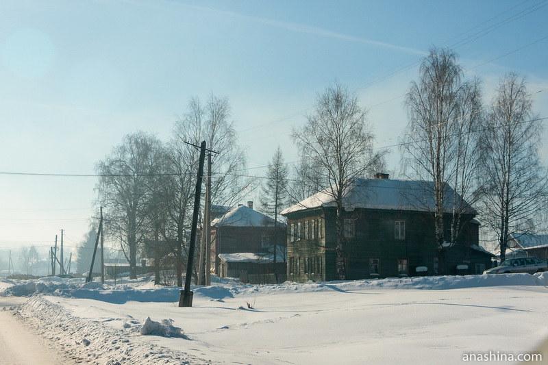 Деревянные дома, Солигалич