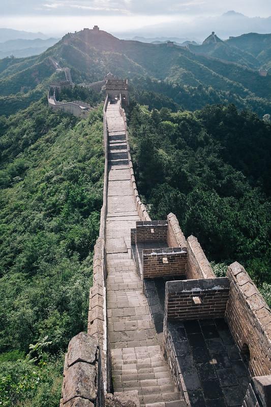 Great Wall of China - 2016-18