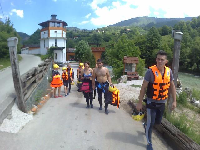 Odaberite rafting na rijeci Neretvi
