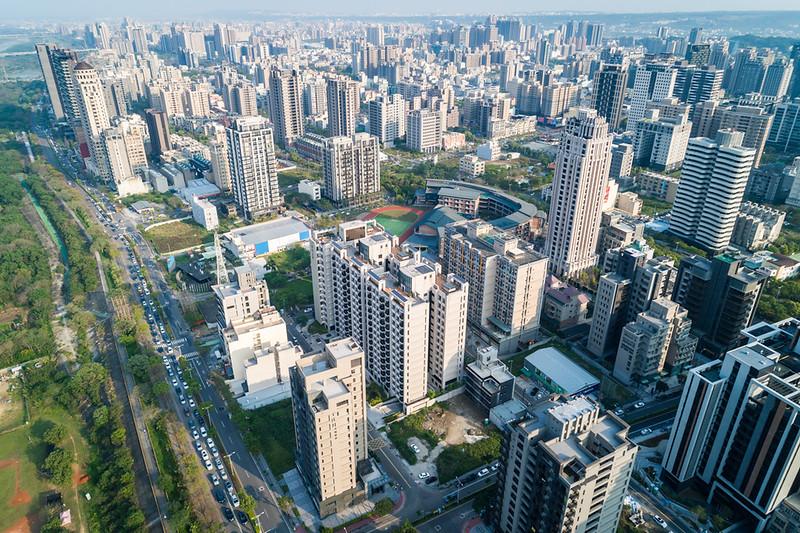 新竹都市風景