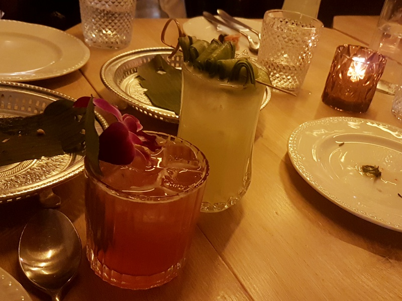 Kiin cocktails