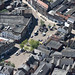The Market in Wisbech - Cambridgeshire aerial image