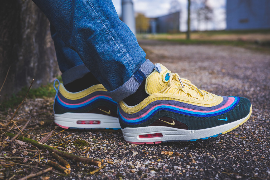 sale retailer bd495 1b747 ... Nike air max 971 sean wotherspoon  by ymor80