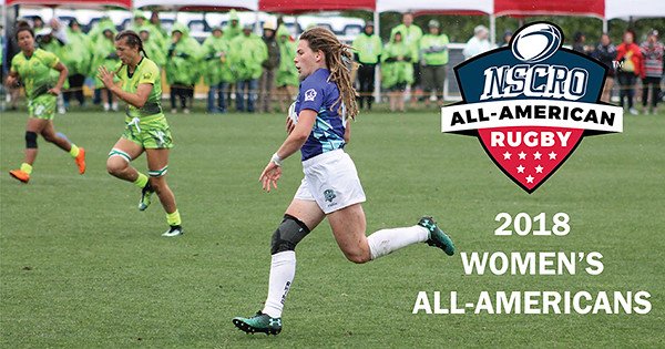 2018 Inaugural Women's All-Americans announced