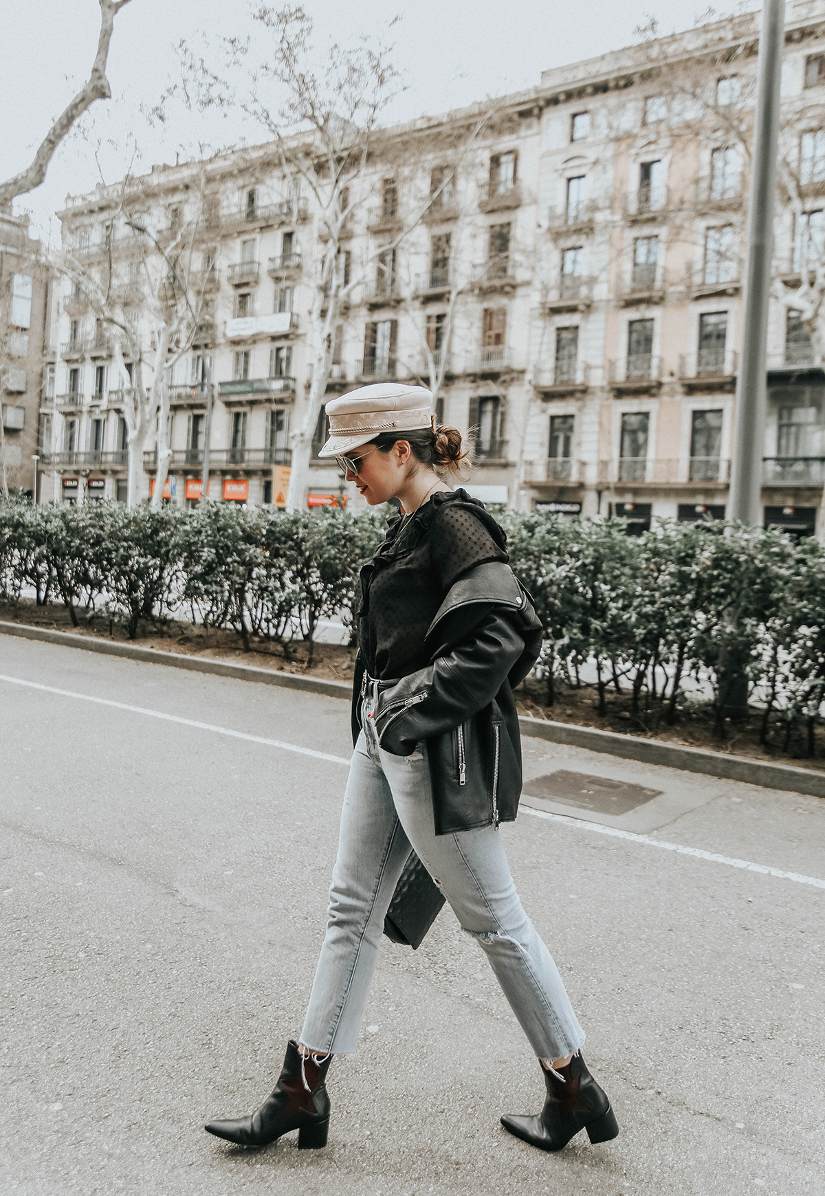 loavies-ruffle-blouse-levis-skinny-501-jeans-amazon-fashion-streetstyle9