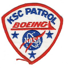 Kennedy Space Center Patrol Boeing/NASA