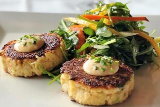 Tuna Cakes Oregon Style