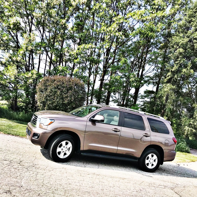 2018 Toyota Sequoia Review And Specs: Hauling Big Things In The Toyota Sequoia