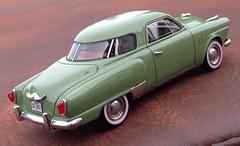 Studebaker Commander Starlight Coupe (1951)