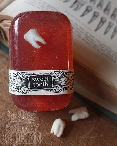 Sweet tooth soap by dr.Amalia
