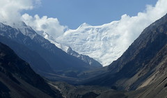Wakhan Corridor (Afghanistan) - Mountains and Pakistan