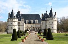 Le château de Mesnières-en-Bray