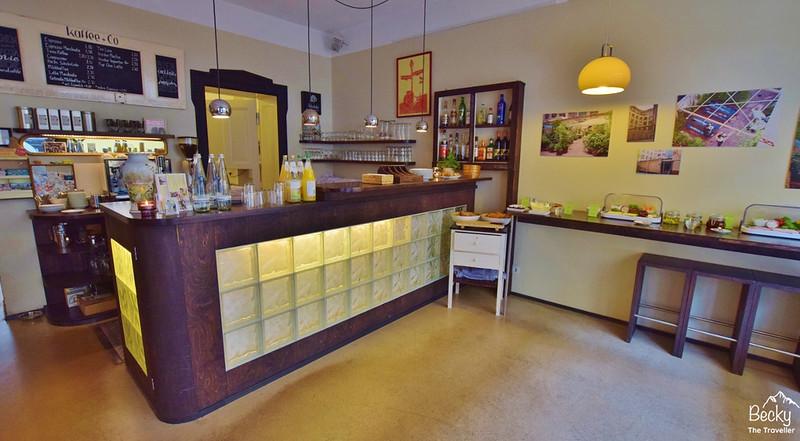 Huttenpalast Hotel Berlin Breakfast Buffet