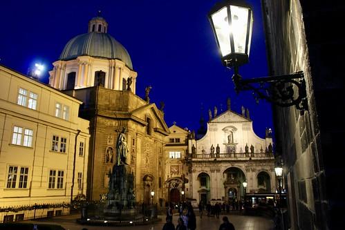 Plaza de Los Cruzados