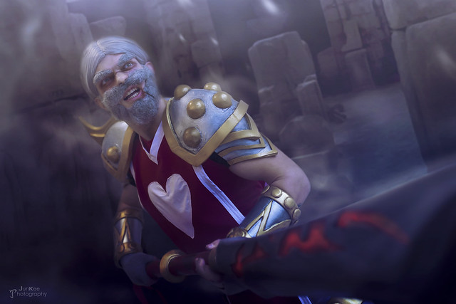 World of Warcraft : Leeroy Jenkins [ Made in Asia 2018 ]