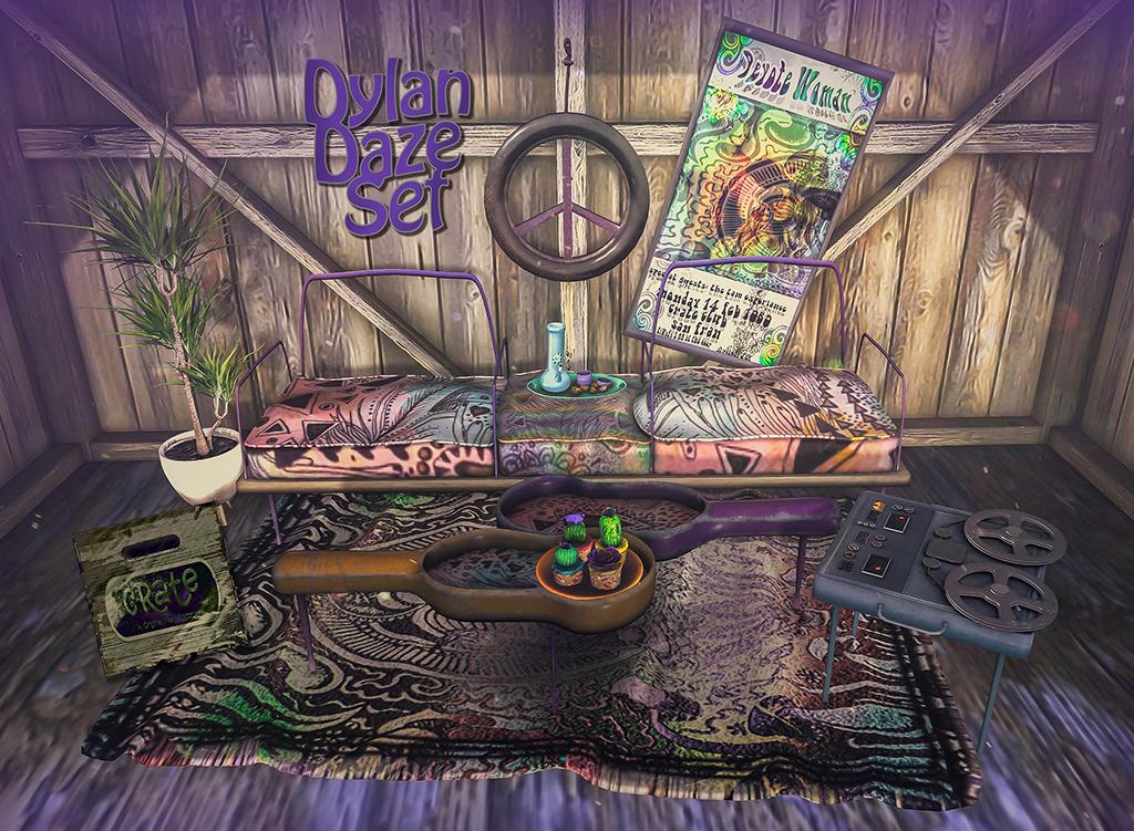 crate Dylan Daze Set - TeleportHub.com Live!