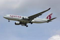 A330 A7-ACK London Heathrow 15.06.18
